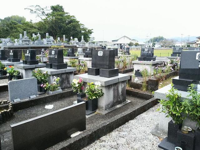 高知市営上秋山墓地5