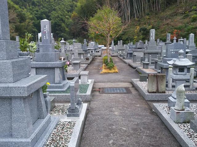 聖域公園墓地11