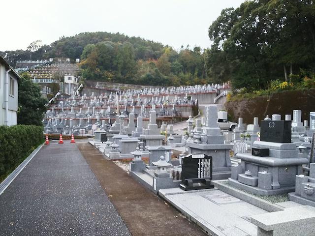 第六・南国公園墓地06