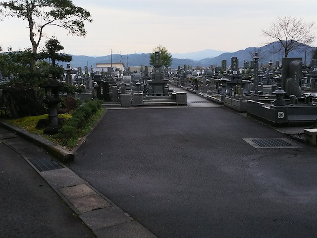 聖域公園墓地7