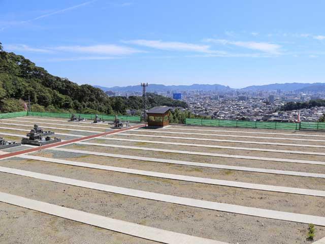 城見ヶ丘メモリアル霊園01