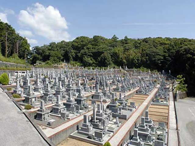 第六・南国公園墓地05