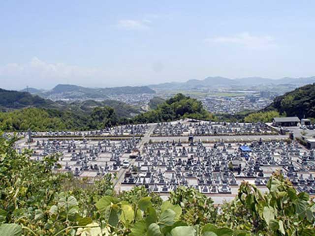 高知清風霊園1