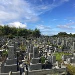 今治市営 大谷墓園墓地