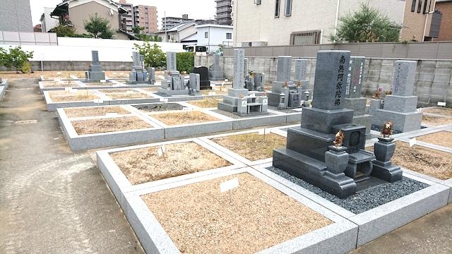 五位堂共同墓地-霊園14