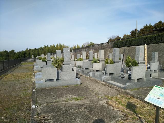 東温市営 志津川墓園_05