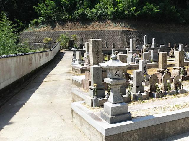 東広島市営 中屋谷第1・第2墓園-05