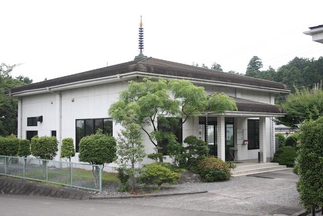 入間霊園−管理事務所 (2)