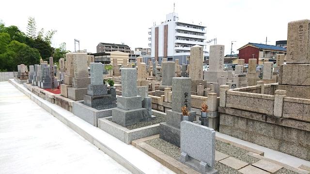 五位堂共同墓地-霊園3