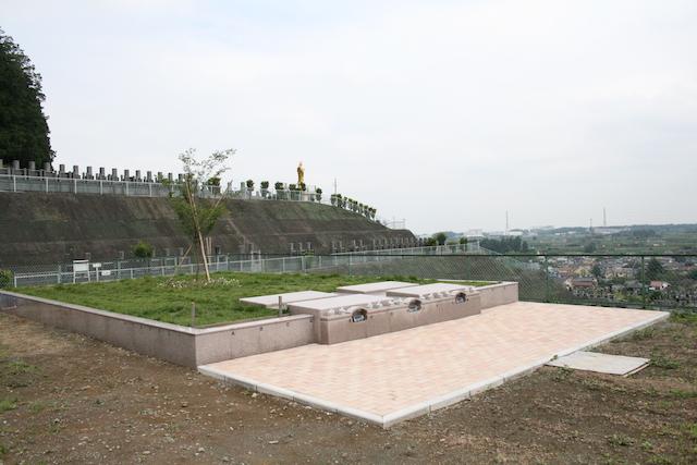 入間霊園−樹木葬2(フラワージュ)8