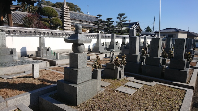 善福寺墓地−霊園4