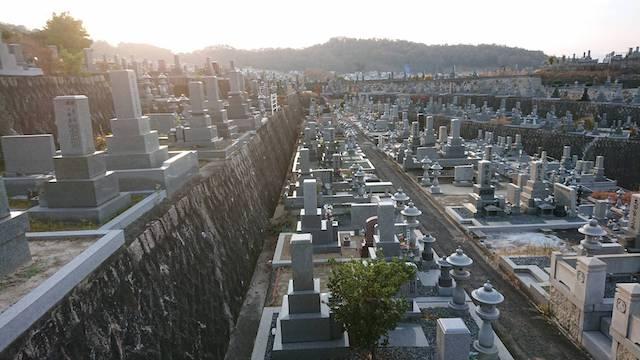 小越墓園−e