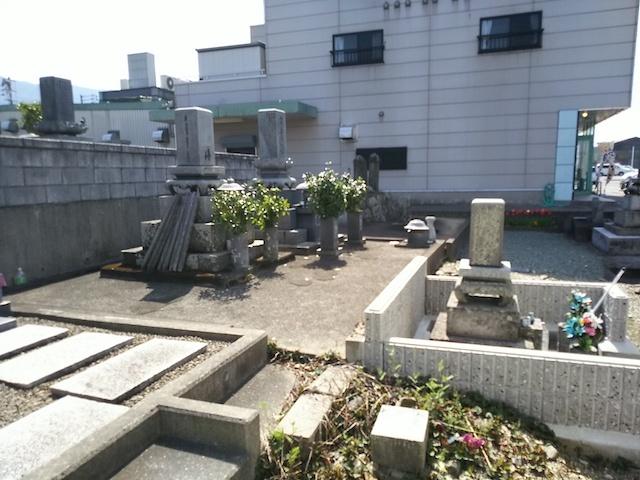 四国中央市営 岡屋敷墓地01