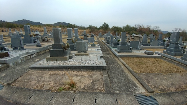 福山市 神辺墓園04