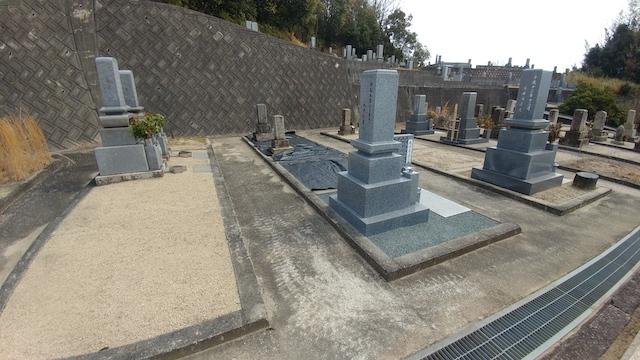 福山市加茂町稲月墓地01