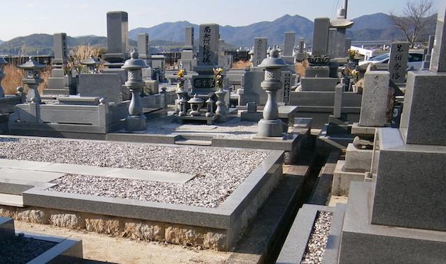蓮花寺墓苑04