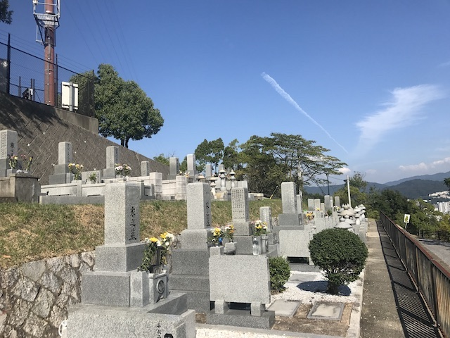 三滝墓園_a