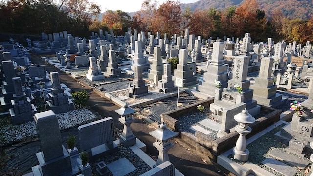 天王墓地-a