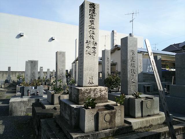 松山市営 小坂墓地03