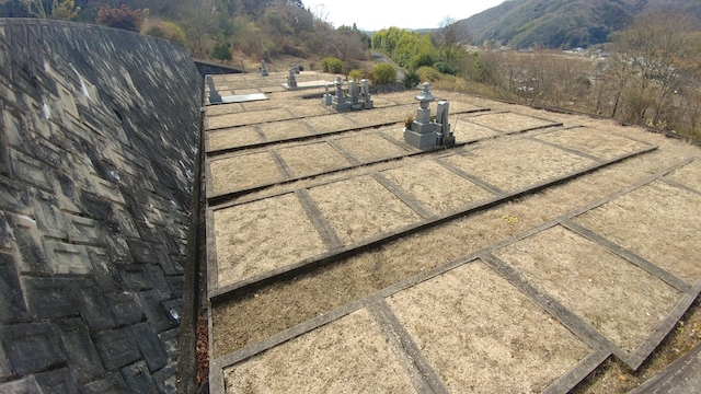 福山市熊野町上之原墓地05