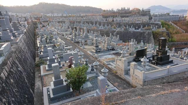 小越墓園−g