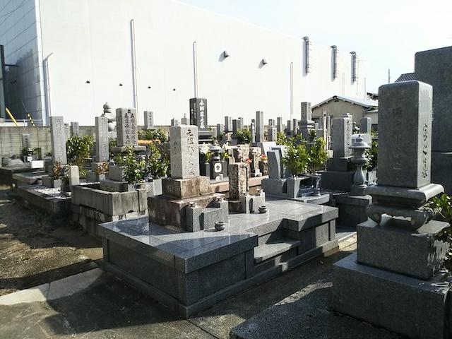 松山市営 小坂墓地02