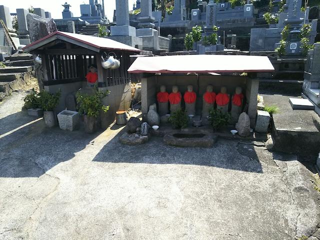 松山市営 北斎院墓地01