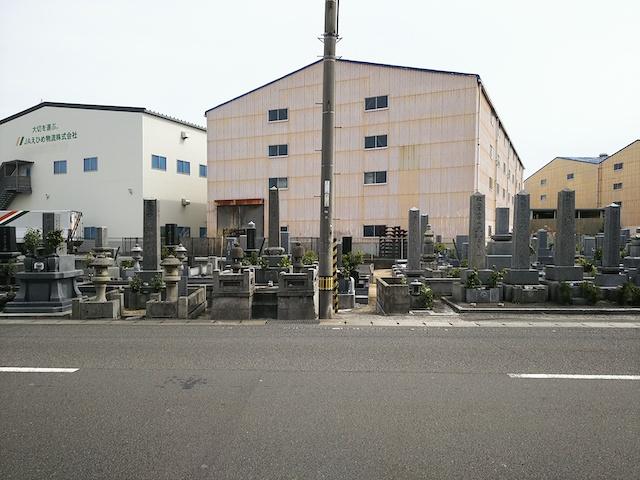 松山市営 和気墓地02