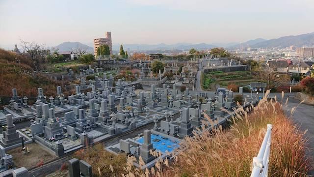 小越墓園−b