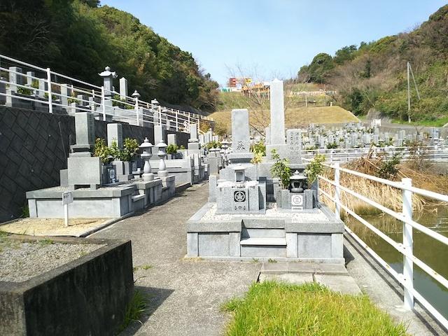 松山市営 客谷墓地06