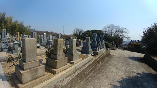 福山市 奈良津墓苑02