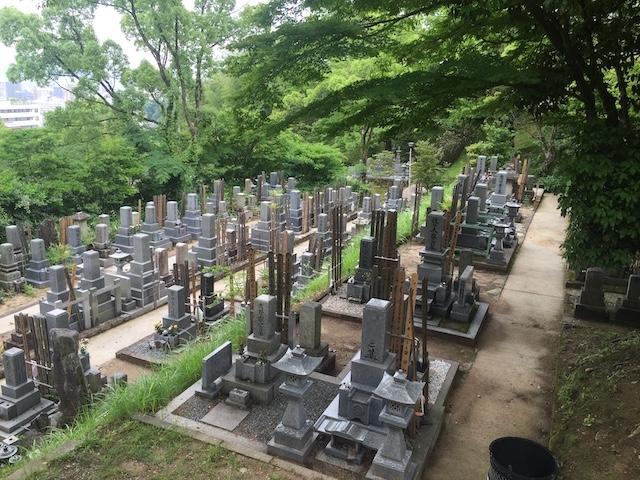 広島市営 三滝墓園-06