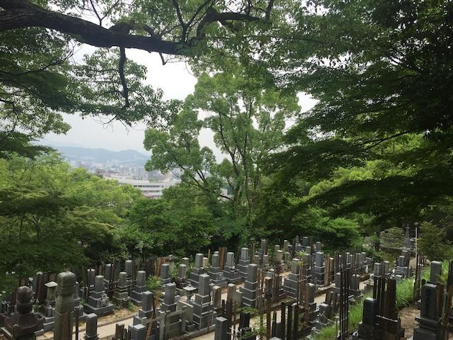 広島市営 三滝墓園-05