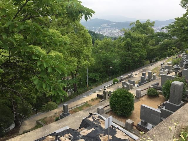 広島市営 三滝墓園-0