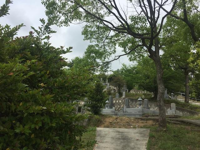 広島市営 三滝墓園-03
