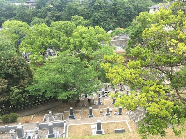 広島市営 三滝墓園-02