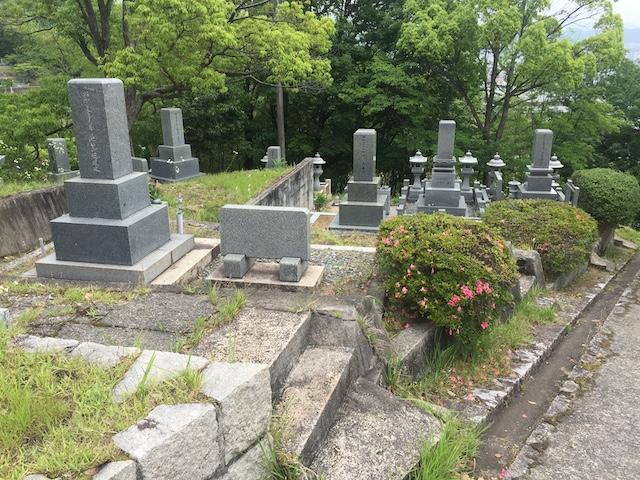 広島市営 三滝墓園-01