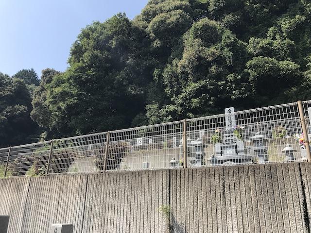 大竹市営 立戸墓苑03
