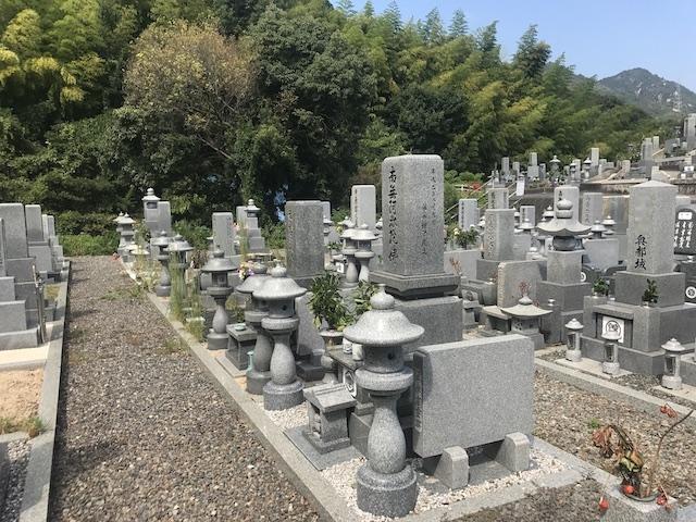 大竹市営黒川墓苑-05