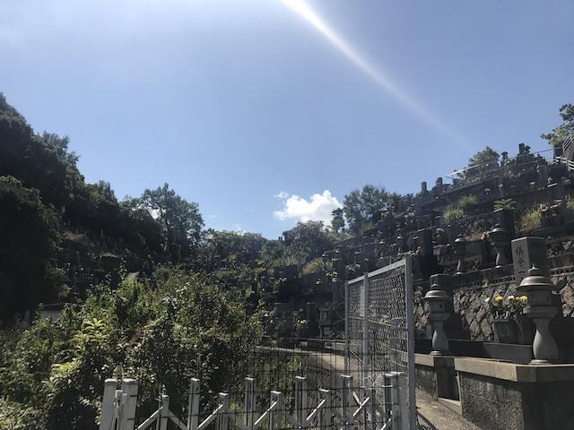 呉市営 坪内墓地-06