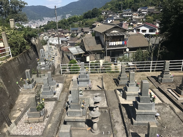 呉市営 神原墓地-05