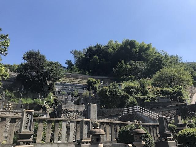 呉市営 室瀬墓地-04