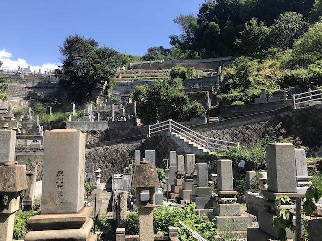 呉市営 室瀬墓地-03