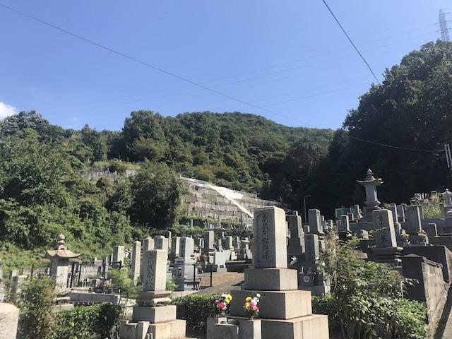 呉市営 鹿田墓地-05