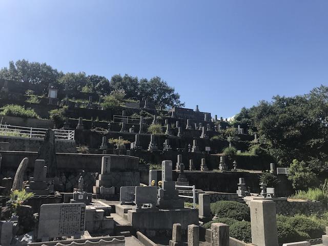 呉市営 鹿田墓地-04