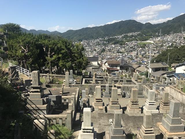 呉市営 鹿田墓地-02