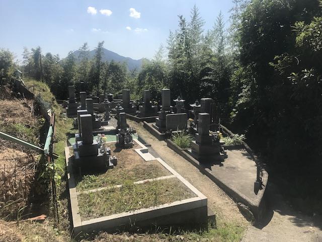 呉市営 望地墓地-05