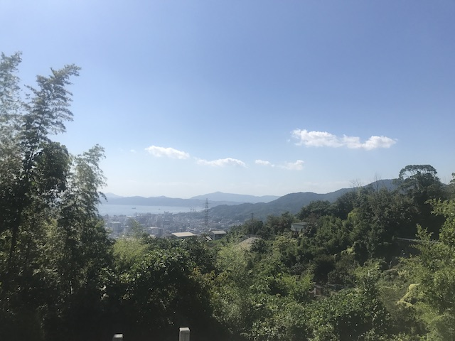 呉市営 望地墓地-01