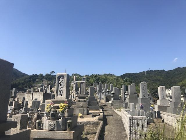 呉市営 江原墓地-05