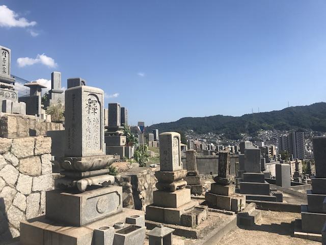 呉市営 江原墓地-02